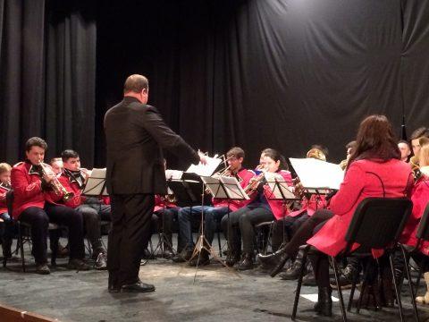 Újévi koncert Kovásznán