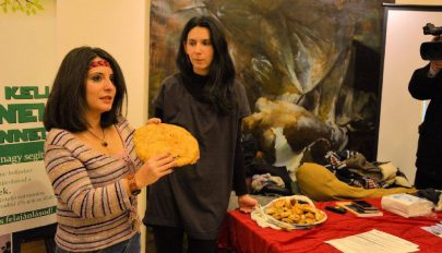 Örményország kultúrájával ismerkedtek