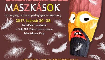 Maszkások Csernátonban