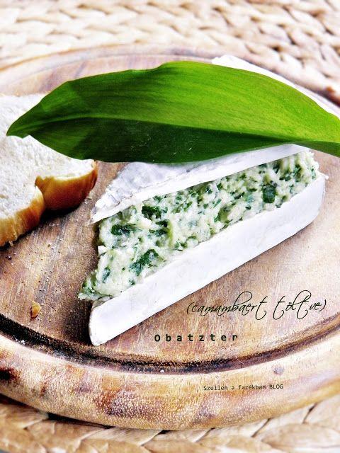 Camembert-krém (obatzter)