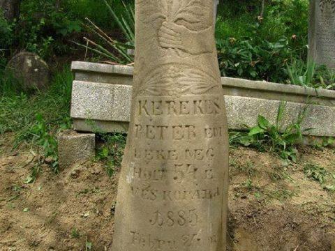 Megmenteni a régi sírköveket