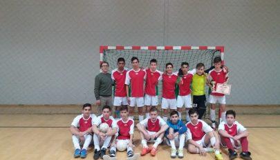 Iskolás focibajnokság