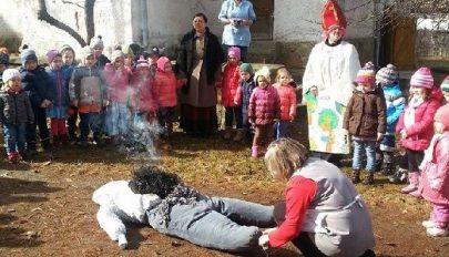 Farsangfarki mulatságok Háromszéken