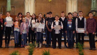 Magyar gimnazisták versenye