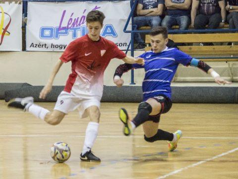 Teremre teremtve: KSE Futsal