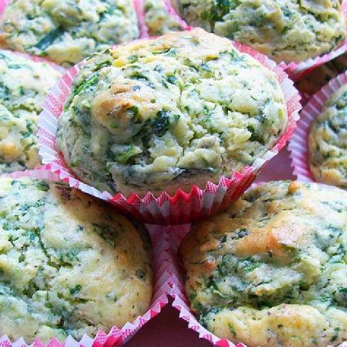 Tavaszi muffin