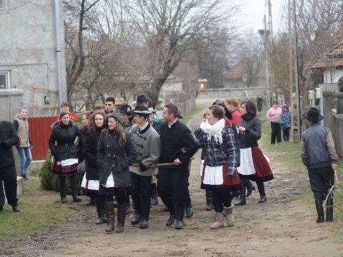 Szánozás Orbaiszéken