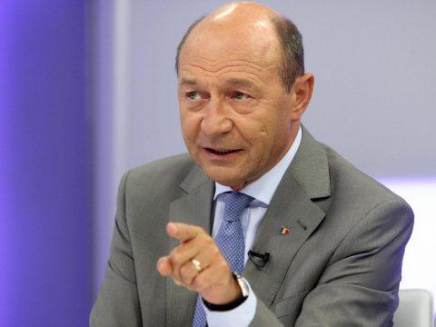 A bölcs Băsescu