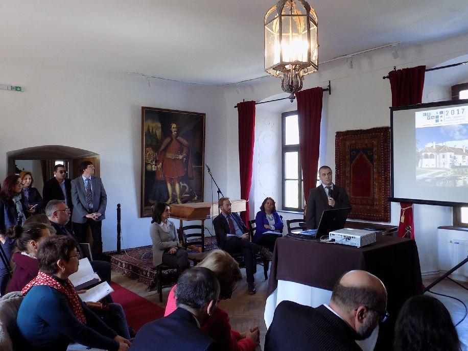 Lázár-Kiss Barna úgy véli, a kastélyturizmusnak fontos szerep juthat Barót térségében