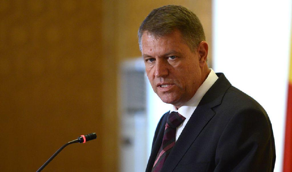 Johannis: a felsőház politikai megfontolásból módosította a kormányrendeletet Fotó: acivenews.ro