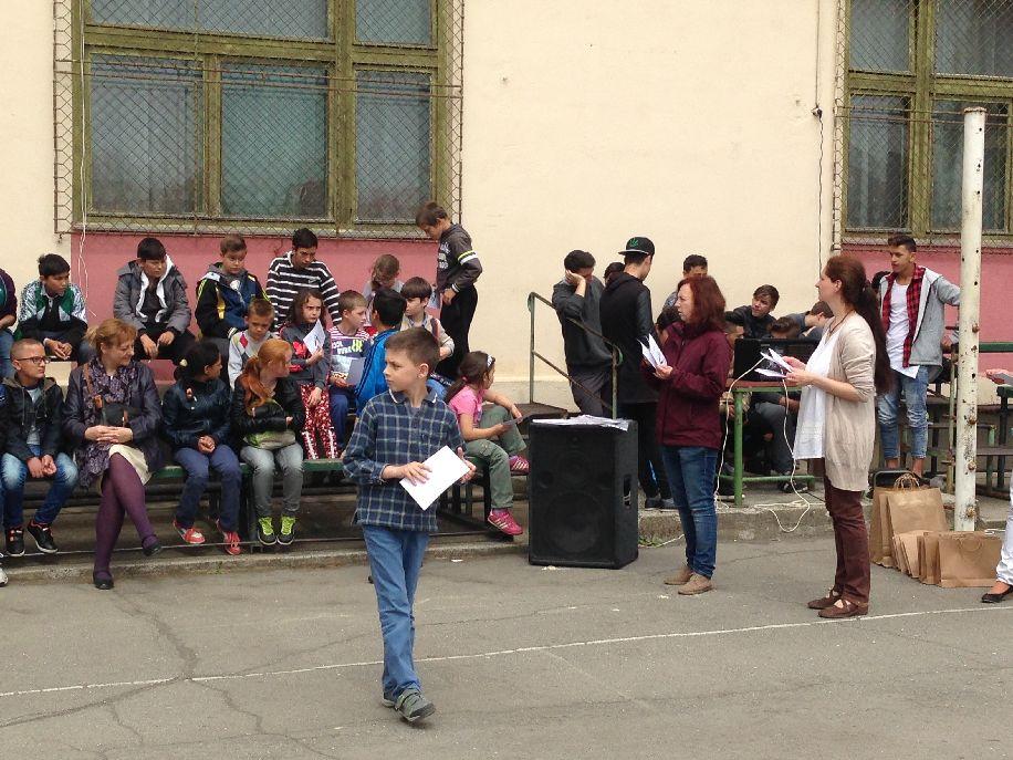 Több mint 80 diák versenyzett