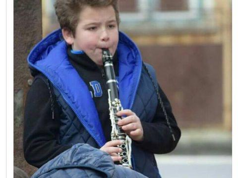 Szaxofon helyett klarinét