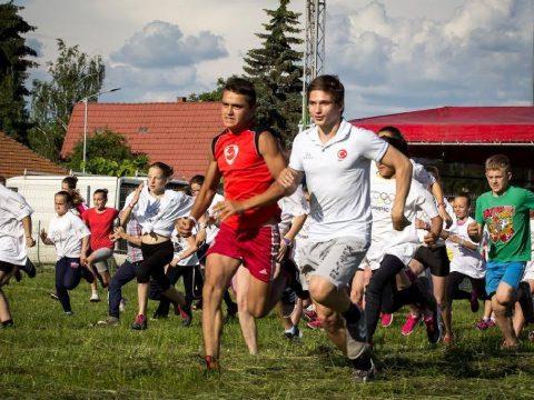 A tizenegyedik Sportnapok