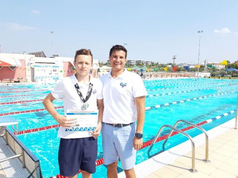 Nemzetközi úszósiker