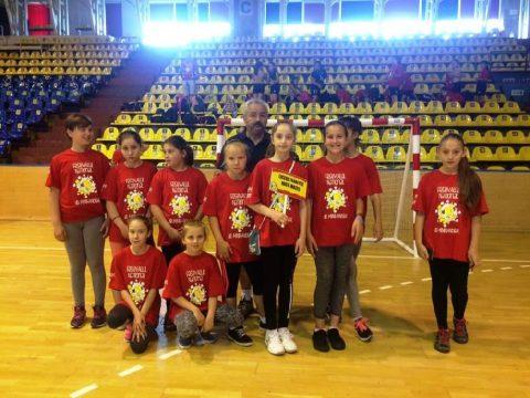 Győztes csapat az NMSK-é