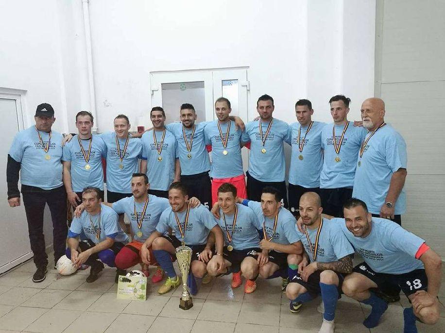 A Székely-kupagyőztes Gelencei Nemere