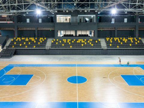 Elkészült a sportaréna