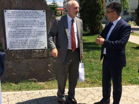 Nagykövet járt Kovásznán