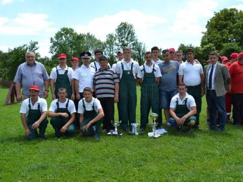 Lécfalva csapata nyert
