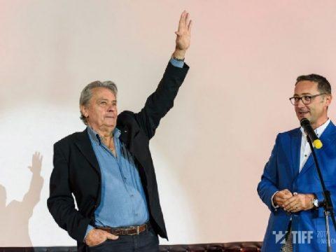 Alain Delon a TIFF-en