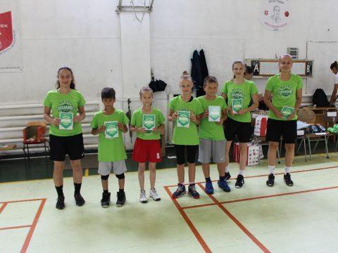 A kosárlabdázás öröméért
