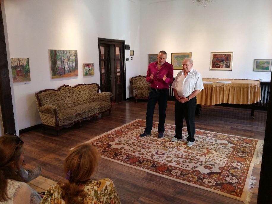 Legalább egy évig tárgyalhasson ugyanazzal a miniszterrel – kívánta Petre Străchinaru (jobbról) Kopacz Attilának