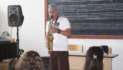 Zajlik a jazztábor