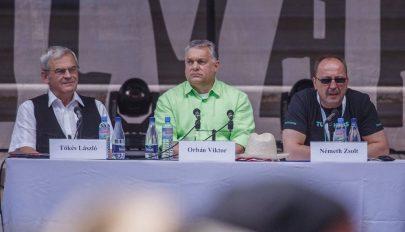 Orbán is emberből van