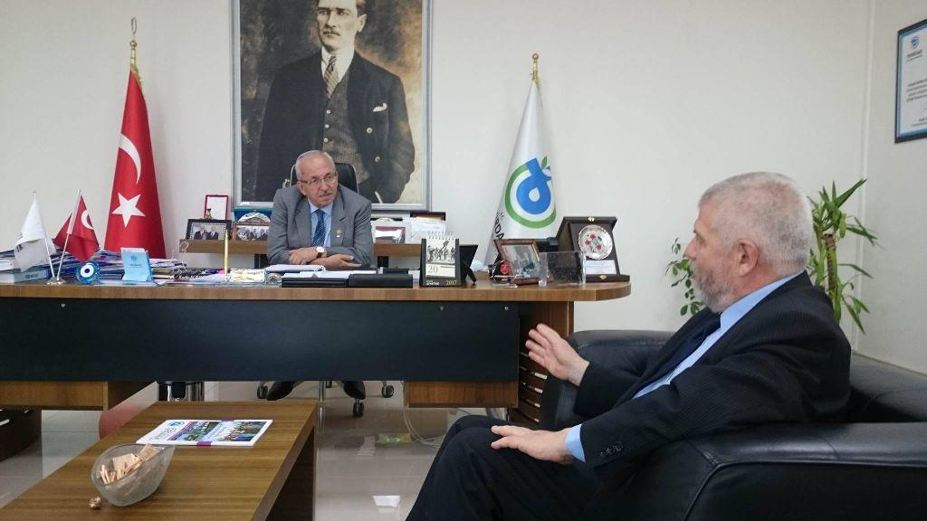 Törökországban járt a küldöttség