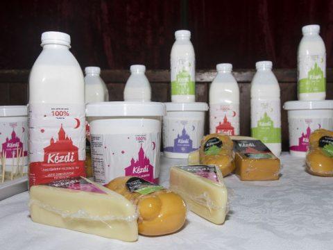 Gyarapodó tejszövetkezet
