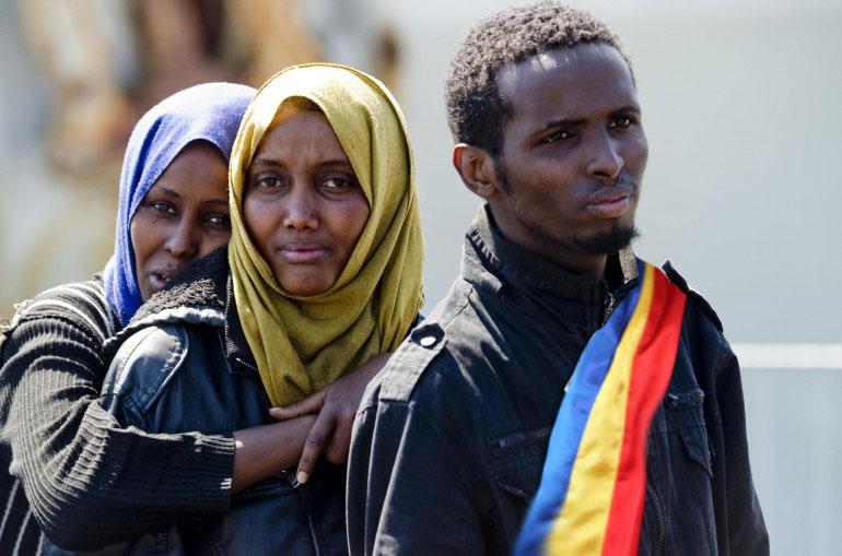 A migránsok túlnyomó többsége nem olyan nemzetiségű, amilyennek egyértelműen nemzetközi védelemre volna szüksége