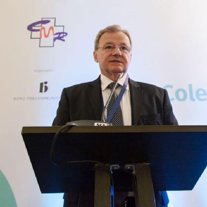 Gheorghe Borcean: a kampány az orvosoknak is szól Fotó: borocommunication.ro