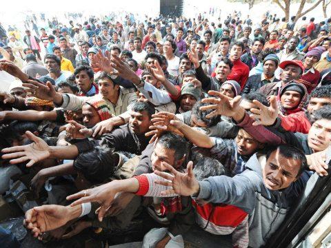 """Bevándorlók és """"átutazók"""""""