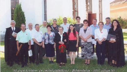 Kortárstalálkozó Bibarcfalván