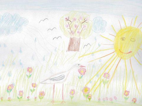 A tavaszi kisvirág