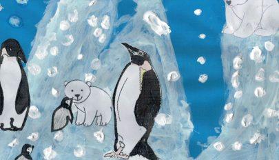 Pingvinkalandok a jégbirodalomban