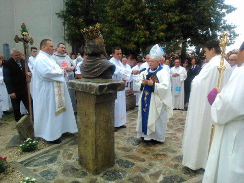 Kettős ünnep Imecsfalván