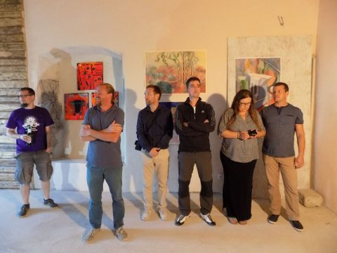 Művészek Olaszteleken