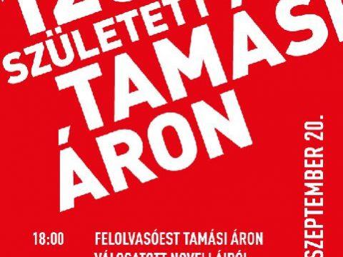 Tamási Áron 120 éves