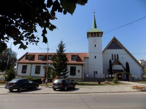 Gyülekezeti nap Baróton