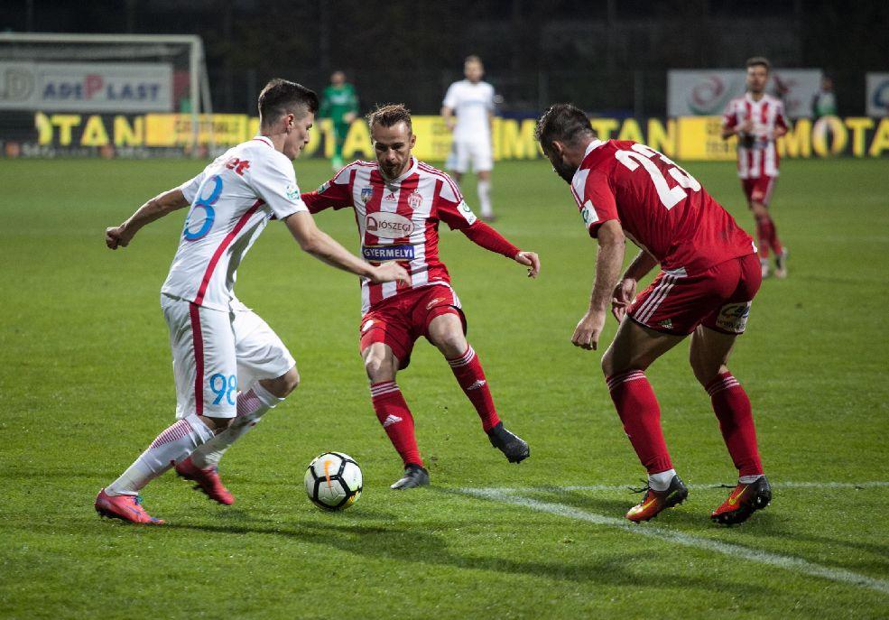 A FCSB után újabb nagyágyú látogat a Sepsi OSK ideiglenes otthonául szolgáló brassói Ifjúsági Stadionba Fotó: Henning János