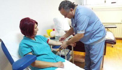 Véradási kampány Kézdin