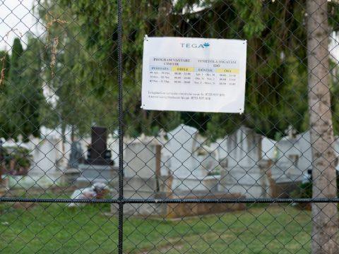 Bővítik a közös temetőt