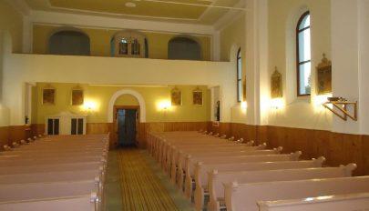 Megújult a zabolai templom