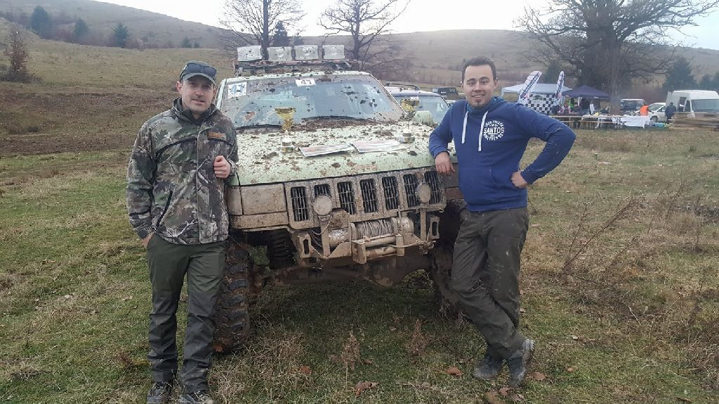 Off-road Papolcon