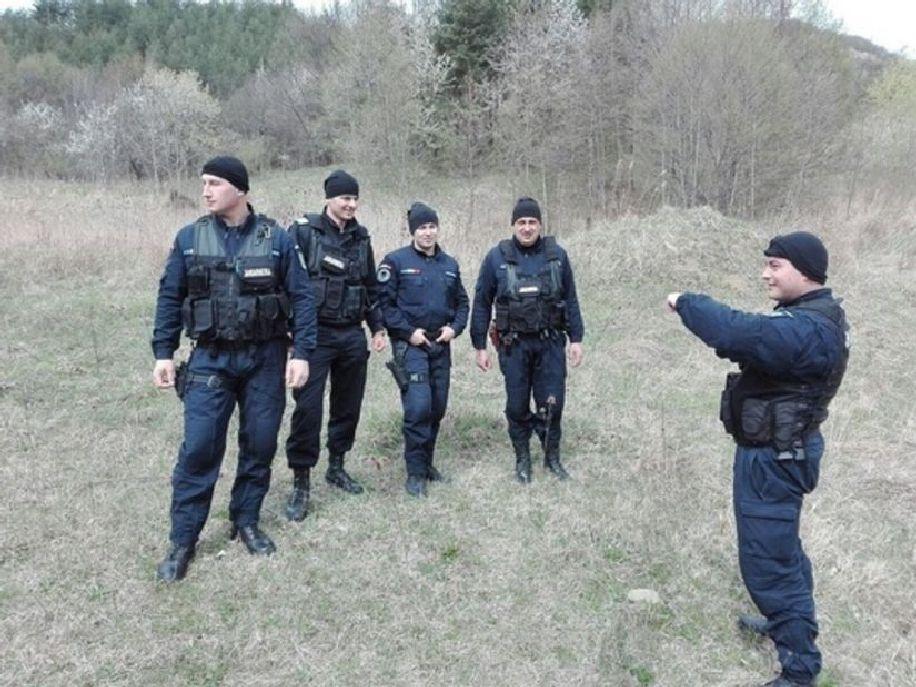 Csendőrök küldetésben