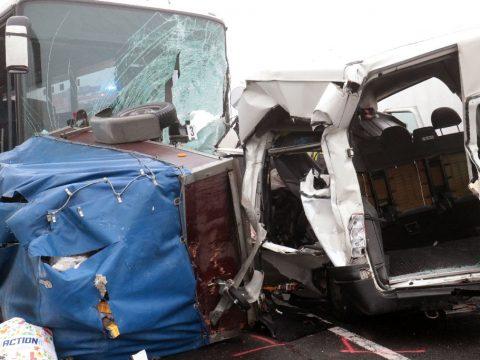 Berecki sofőr balesetezett
