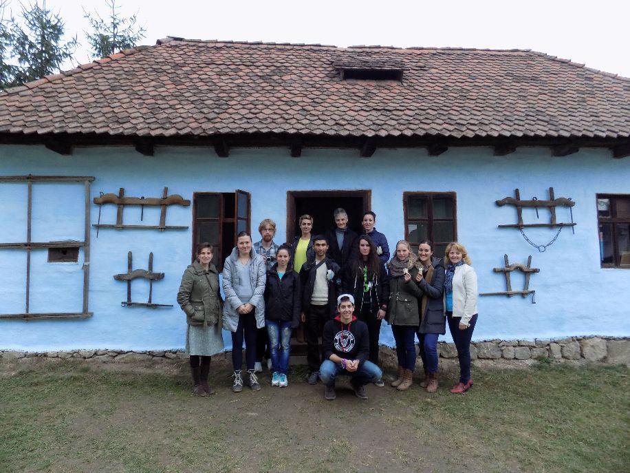 Önkéntesek Kisbaconban