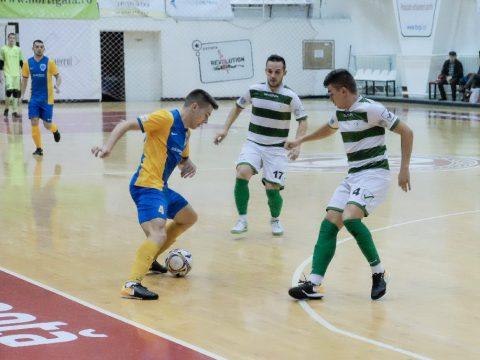 Lefocizták a Sepsi Futsalt