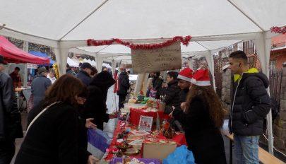 Karácsonyi vásár Baróton